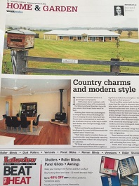 Newcastle Herald - Country Charms and Modern Style